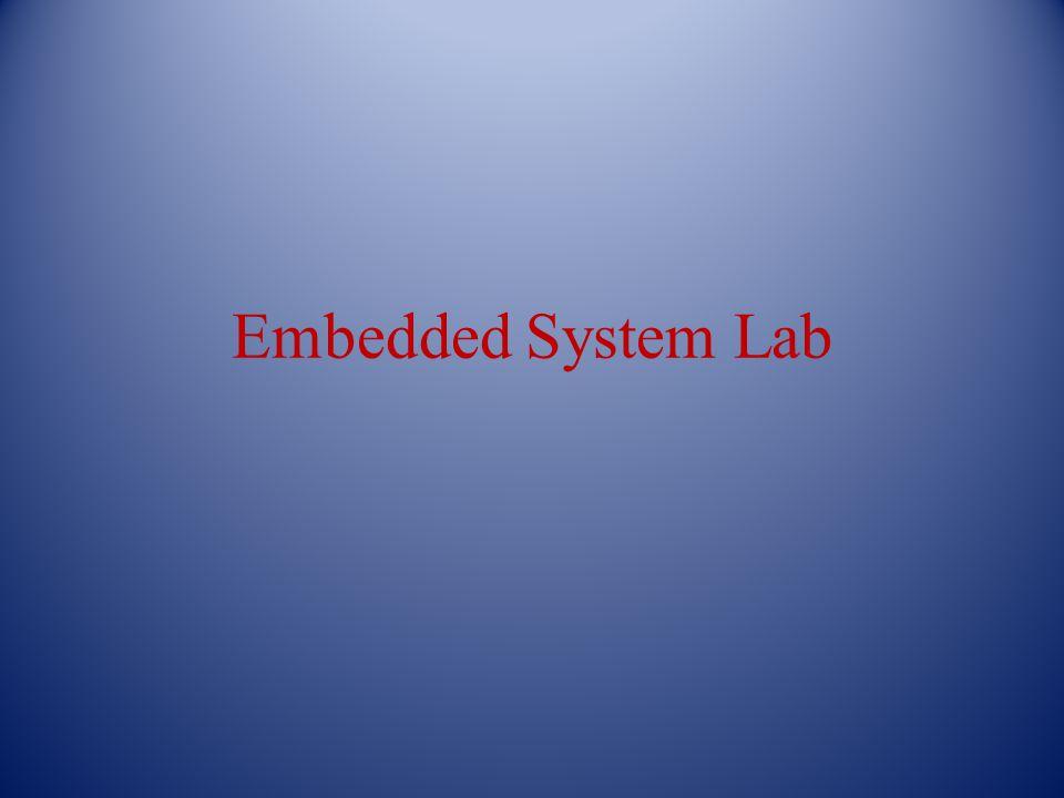 Embedded System Lab