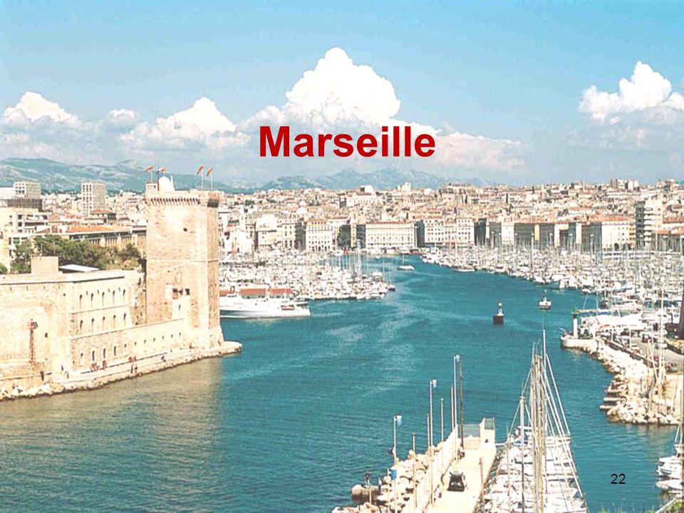 Marseille 22