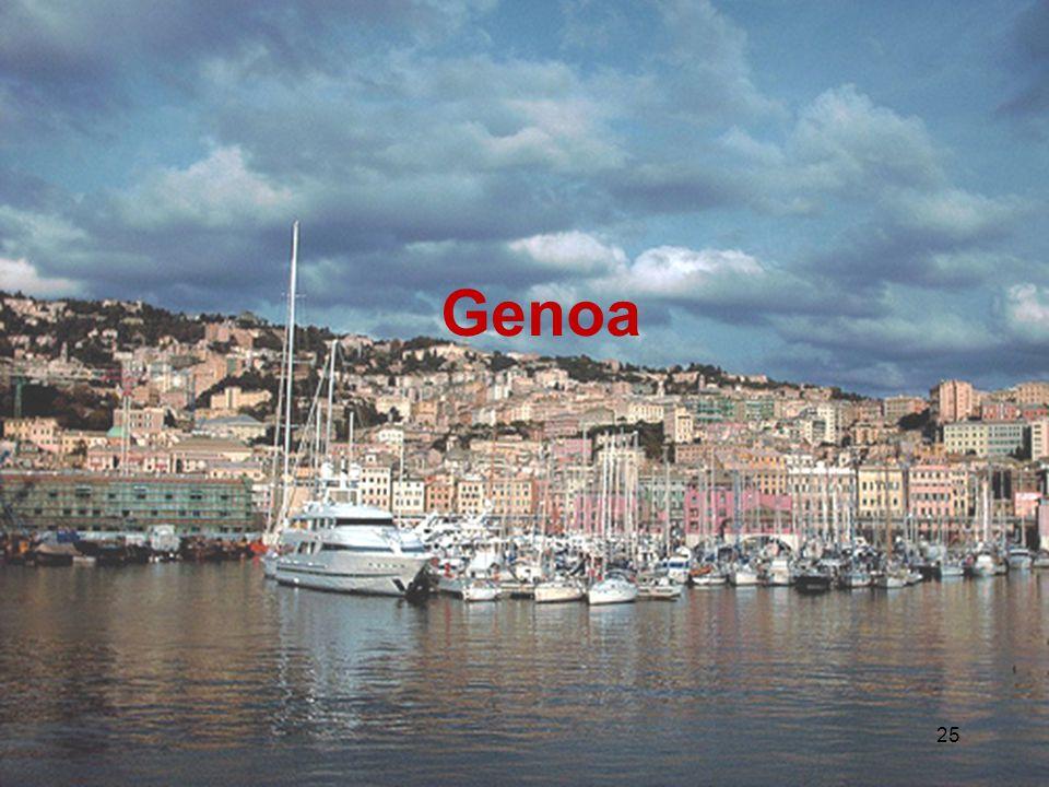 Genoa 25