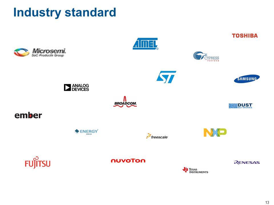 Industry standard 13