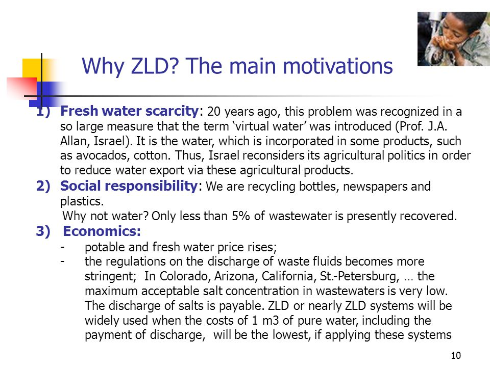 10 Why ZLD.