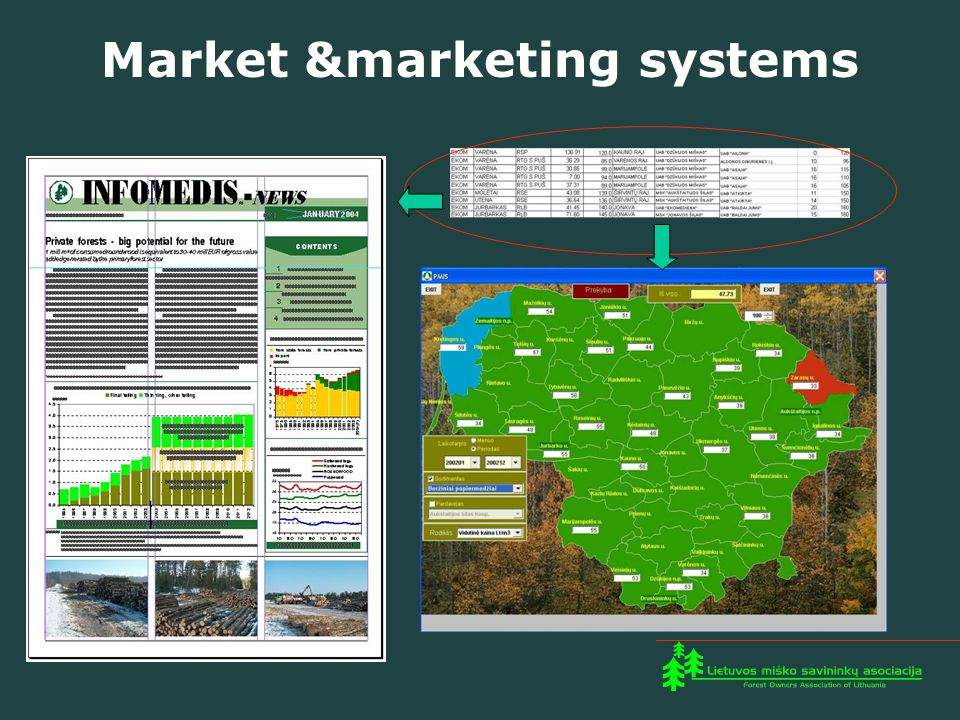 Market &marketing systems