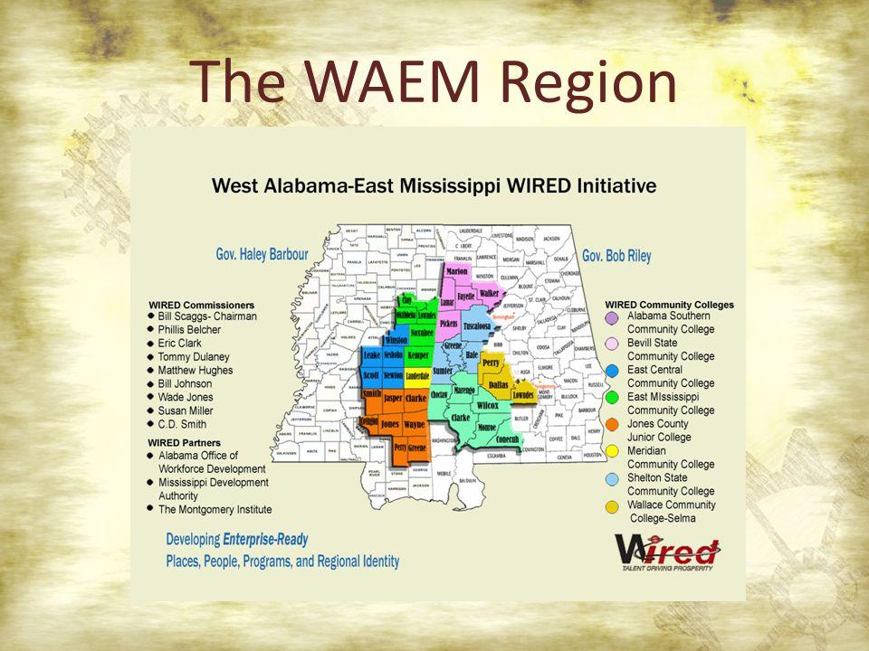 The WAEM Region