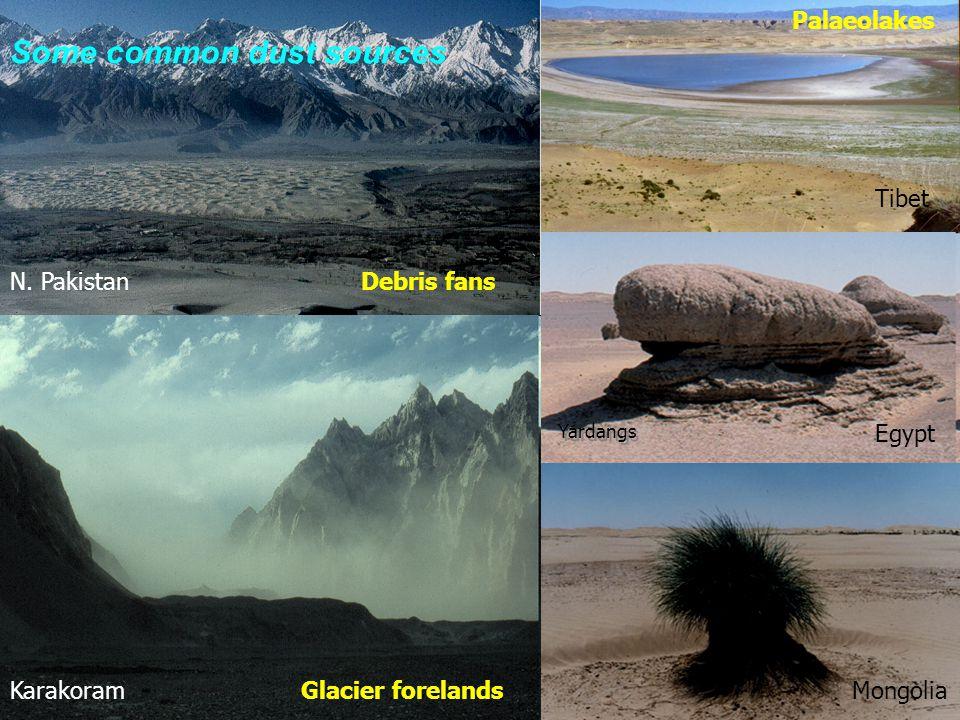 Tibet Egypt Mongolia N.