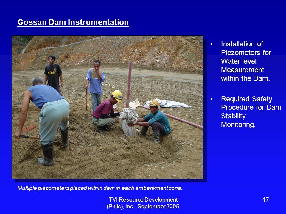 TVI Resource Development (Phils), Inc.