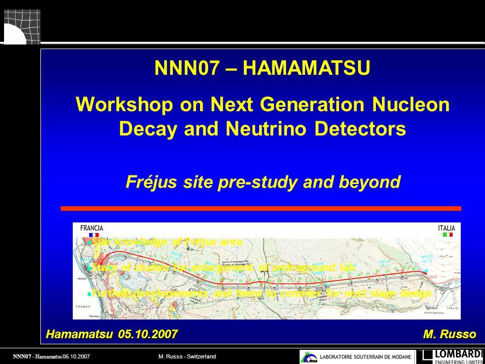 NNN07 - Hamamatsu 05.10.2007 M.