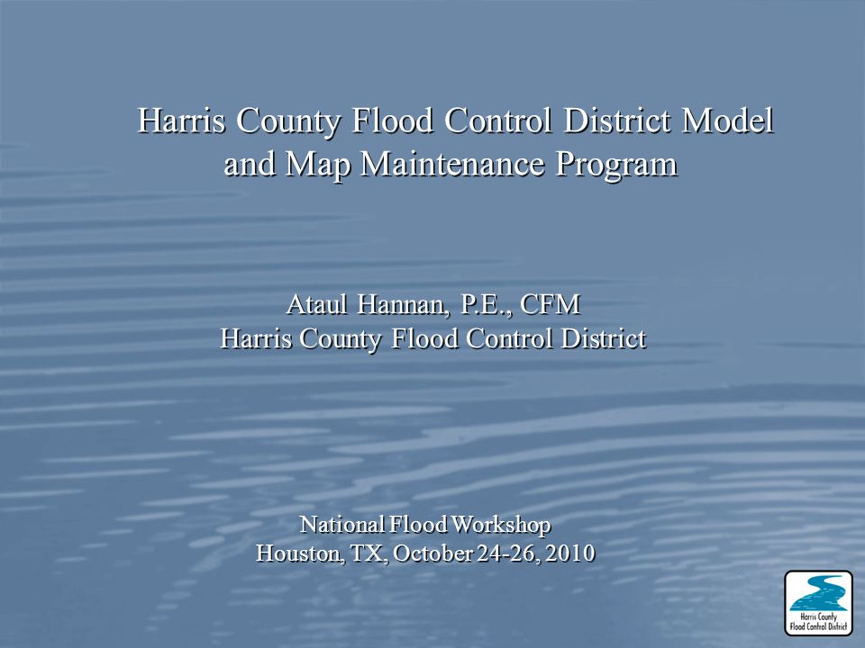 Proposed LOMR Local Review FEMA Approval Update Master Model Set Model to FEMA Continuous Update