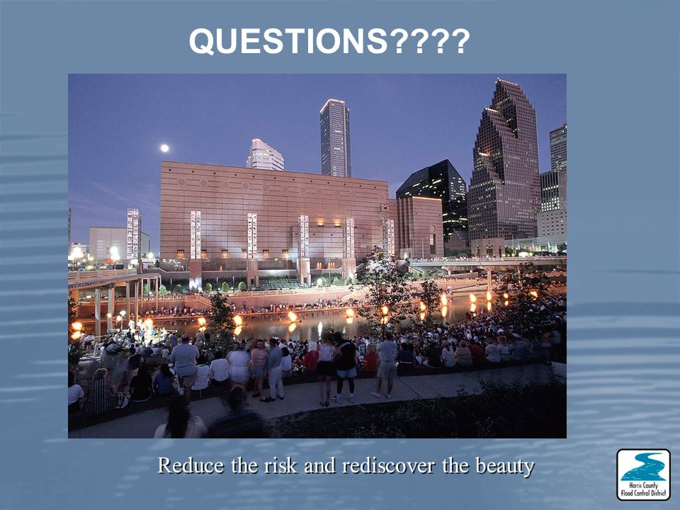 Reduce the risk and rediscover the beauty Reduce the risk and rediscover the beauty QUESTIONS????