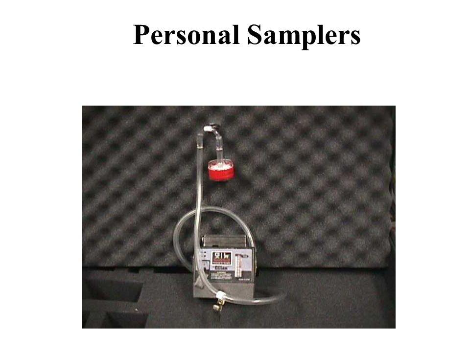 Personal Samplers
