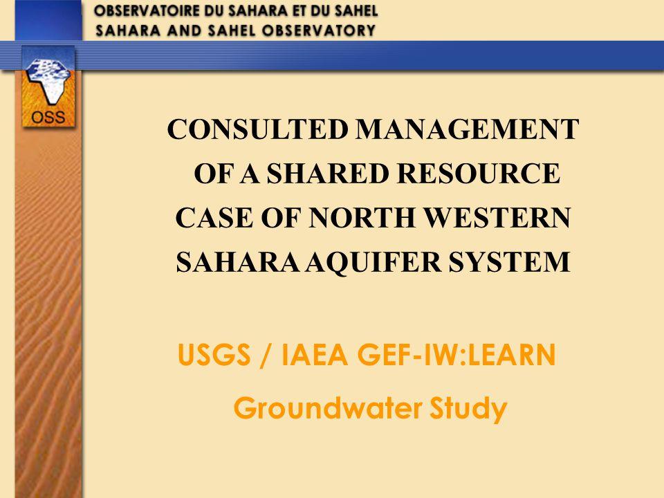 GREAT SHARED CIRCUM SAHARA BASINS
