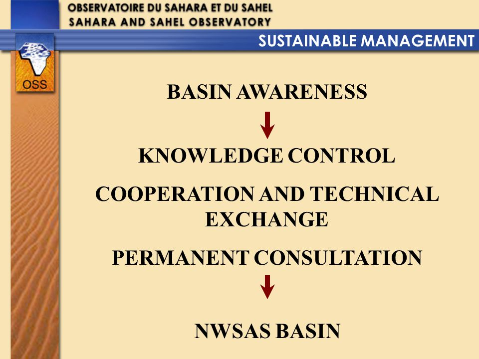 1ST PHASE OF NWSAS PROJECT / 1999 - 2002