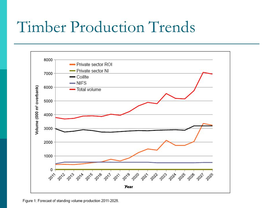 Timber Production Trends