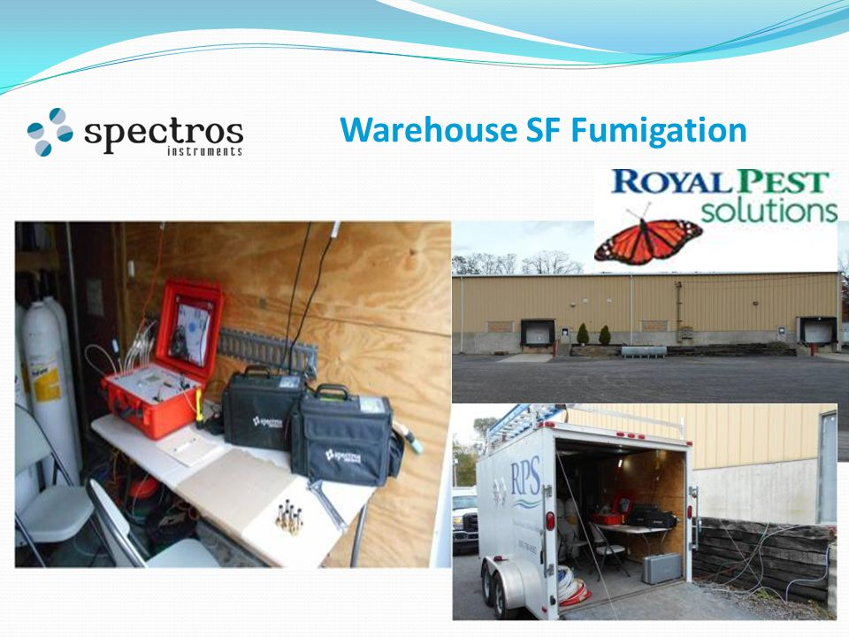 Warehouse SF Fumigation