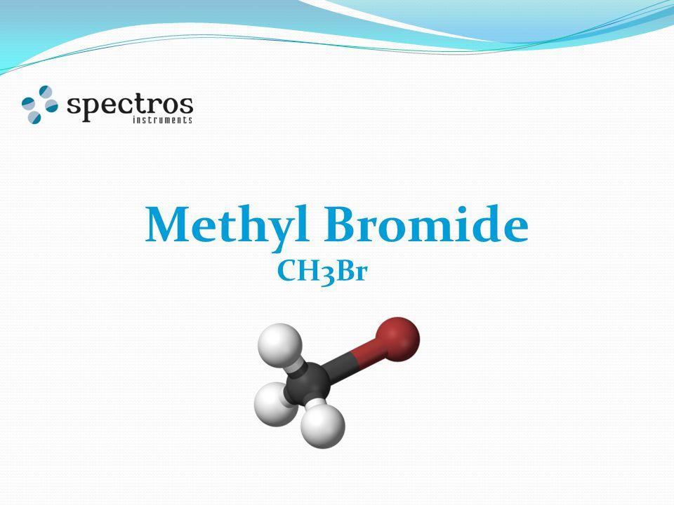 Methyl Bromide CH3Br