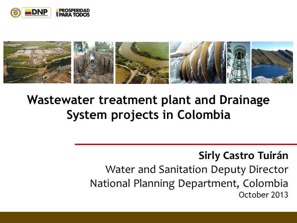 CANOAS Wastewater Treatment Plant BOGOTÁ D.C.