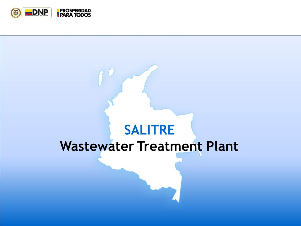 SALITRE Wastewater Treatment Plant
