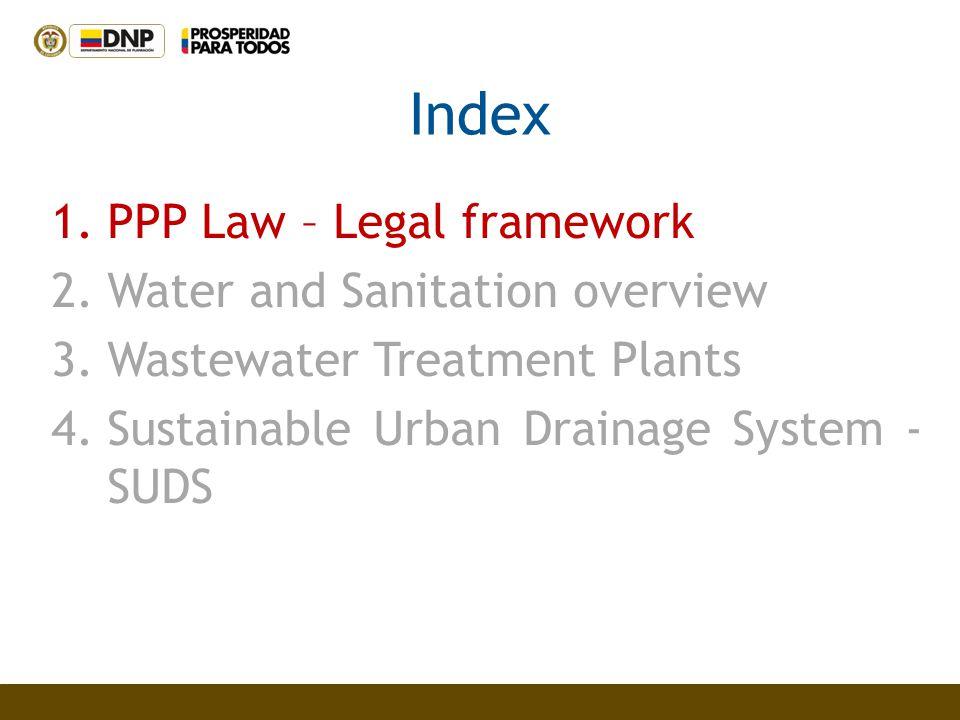 1.Management of Urban Drainage (Barranquilla) 2.Storm Drainage Master Plan (Cartagena) 3.