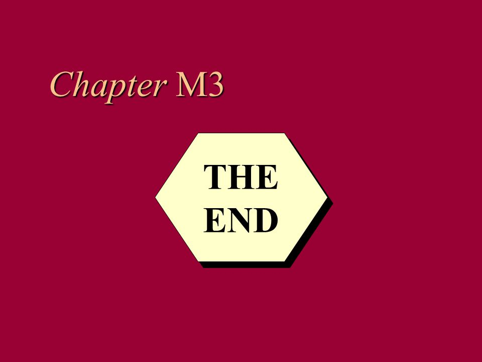 50 THE END Chapter M3