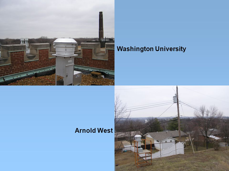 Washington University Arnold West
