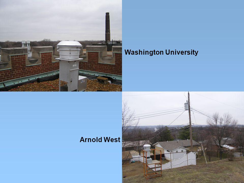 Washington University Arnold West