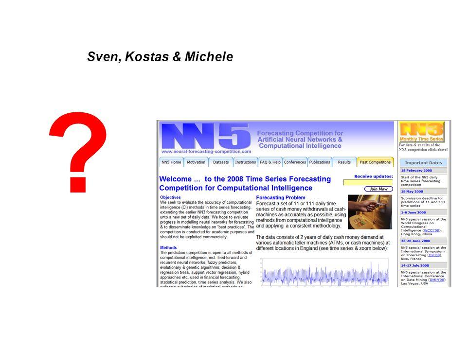 ? Sven, Kostas & Michele