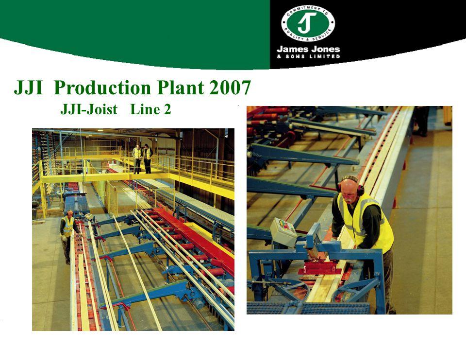 JJI Production Plant 2007 JJI-Joist Line 2