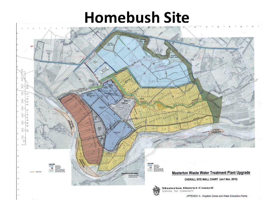 Homebush Site