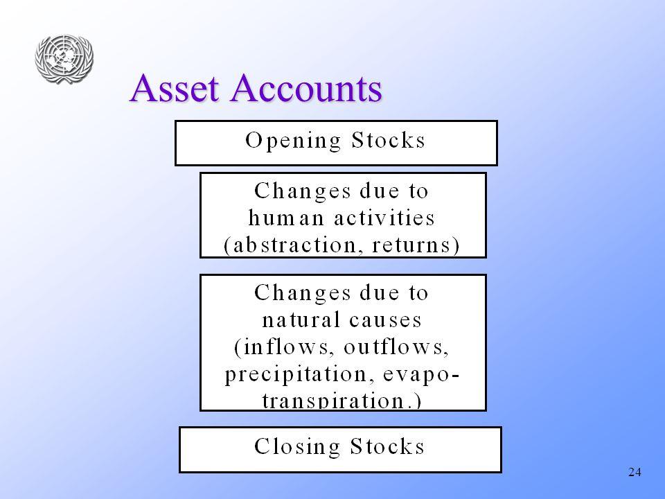 24 Asset Accounts