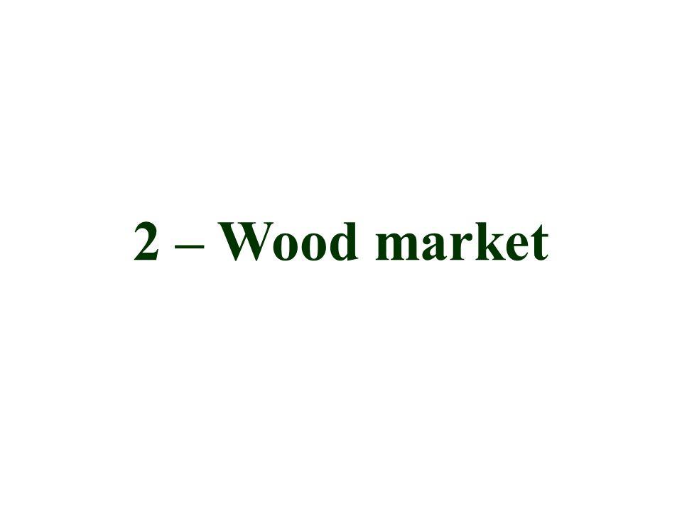 2 – Wood market