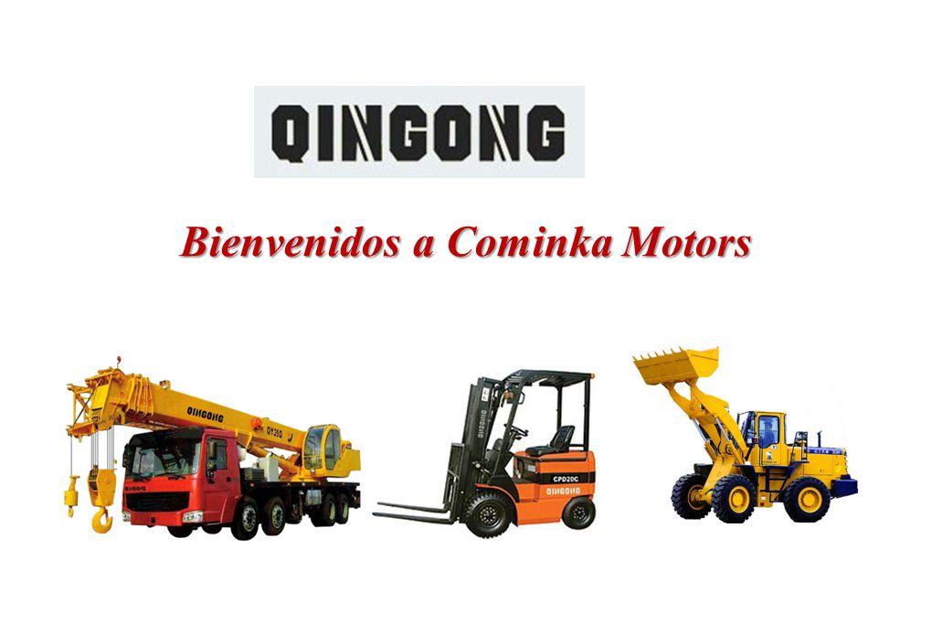 Bienvenidos a Cominka Motors