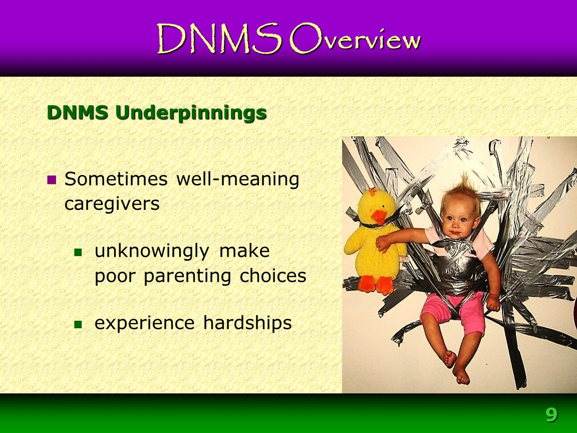 70 This Presentation DNMS Overview RDP Introduction Client Preparation Resource Mobilization Provisional Resources RDP Complications DNMS Training
