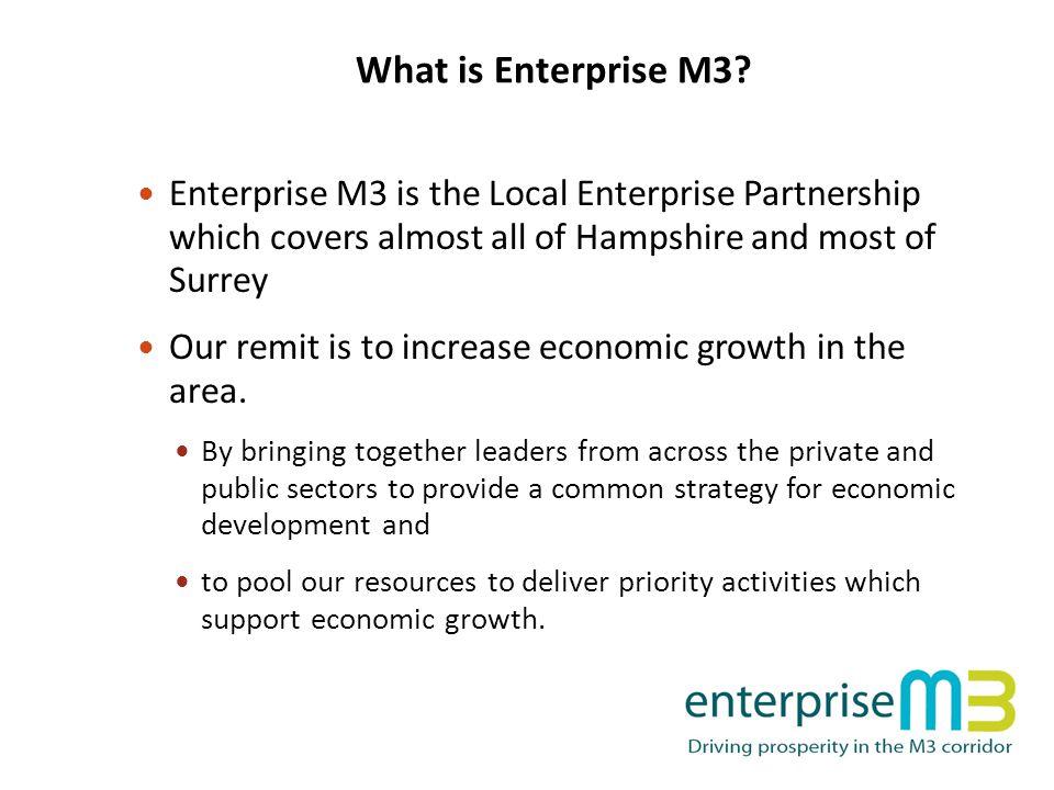 What is Enterprise M3.