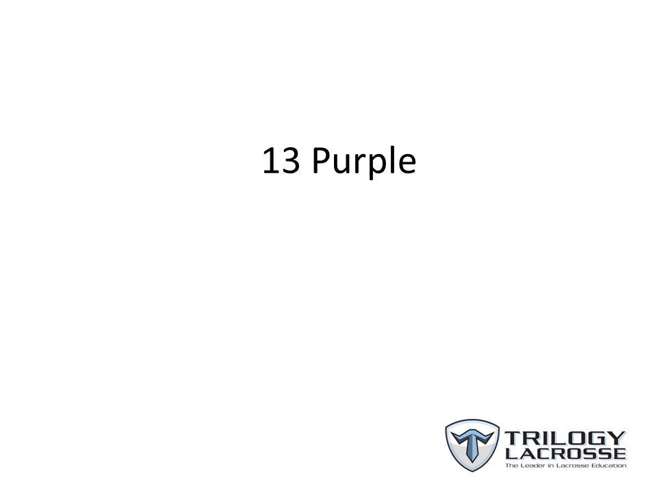 13 Purple