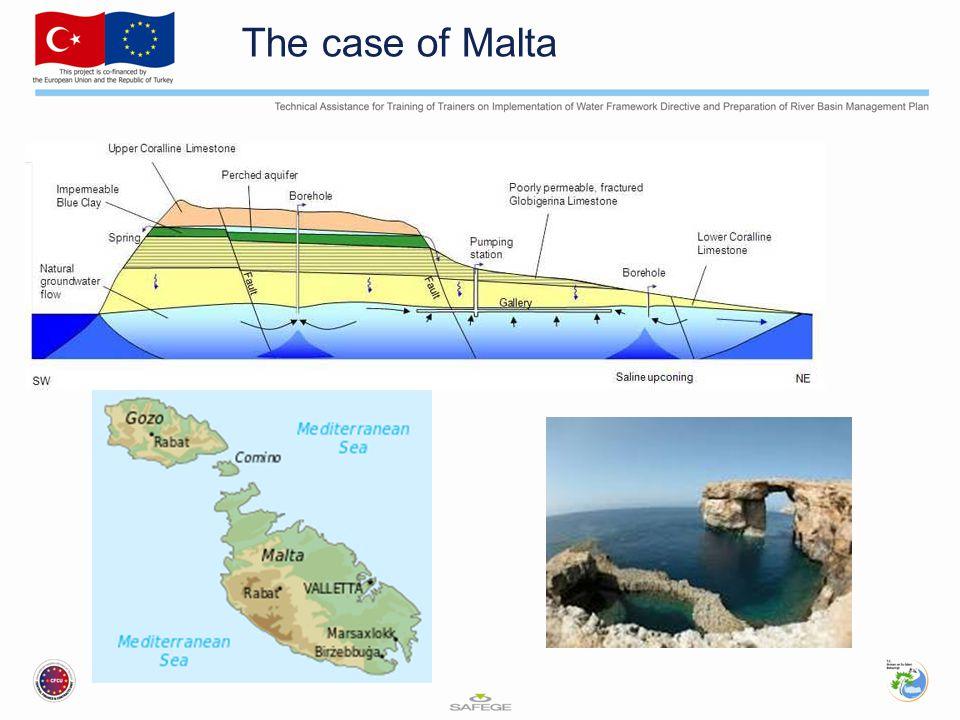 The case of Malta