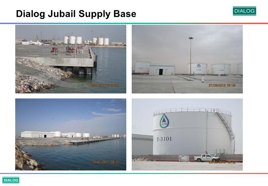 Dialog Jubail Supply Base