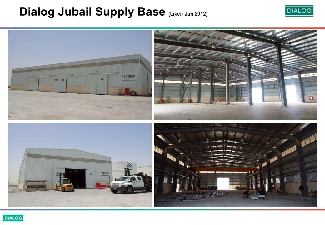 Dialog Jubail Supply Base (taken Jan 2012)