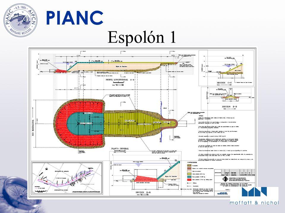 PIANC Espolón 1