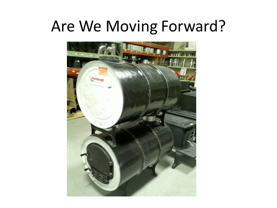 Are We Moving Forward?