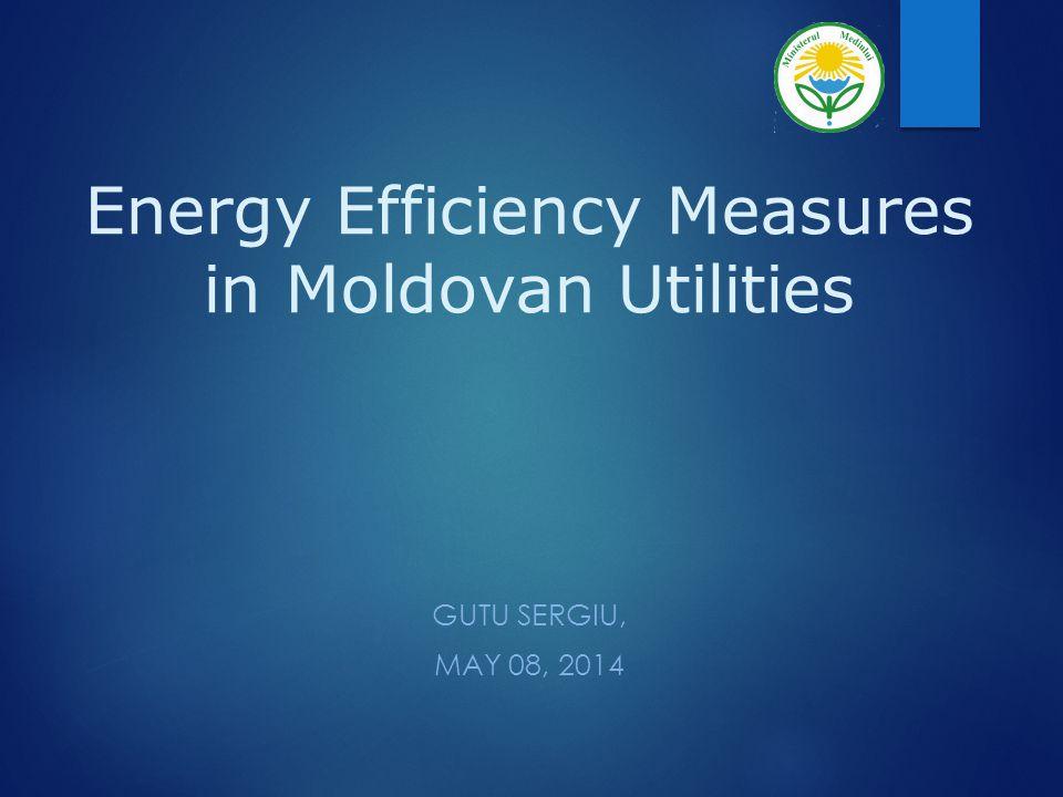 Content: I.Why Energy Efficiency. II. Performing Energy Audit III.