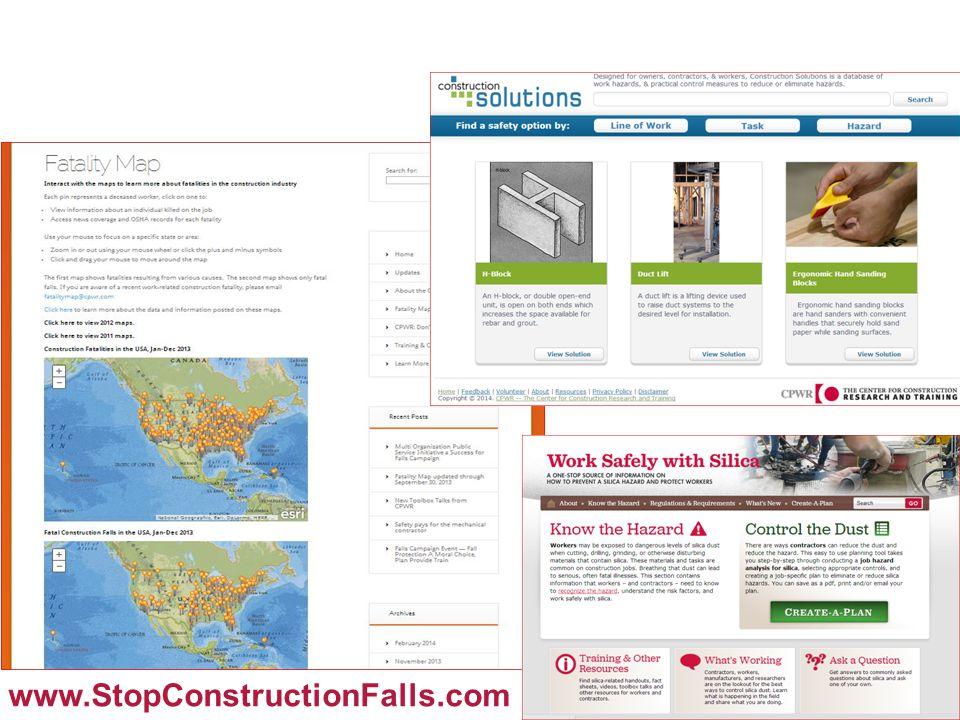 www.StopConstructionFalls.com