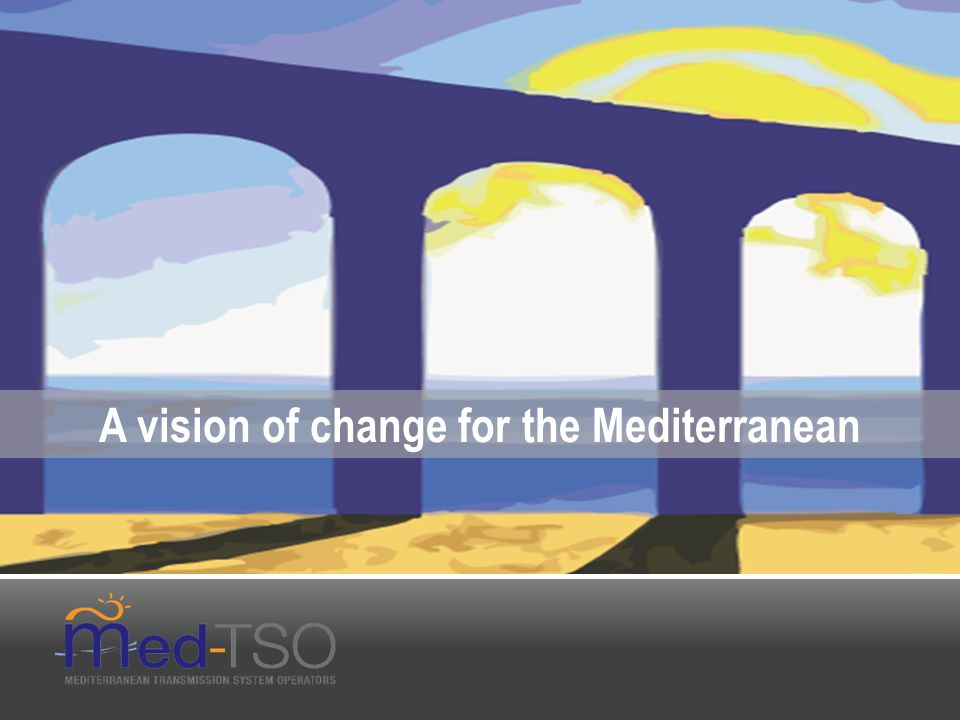 17 A vision of change for the Mediterranean