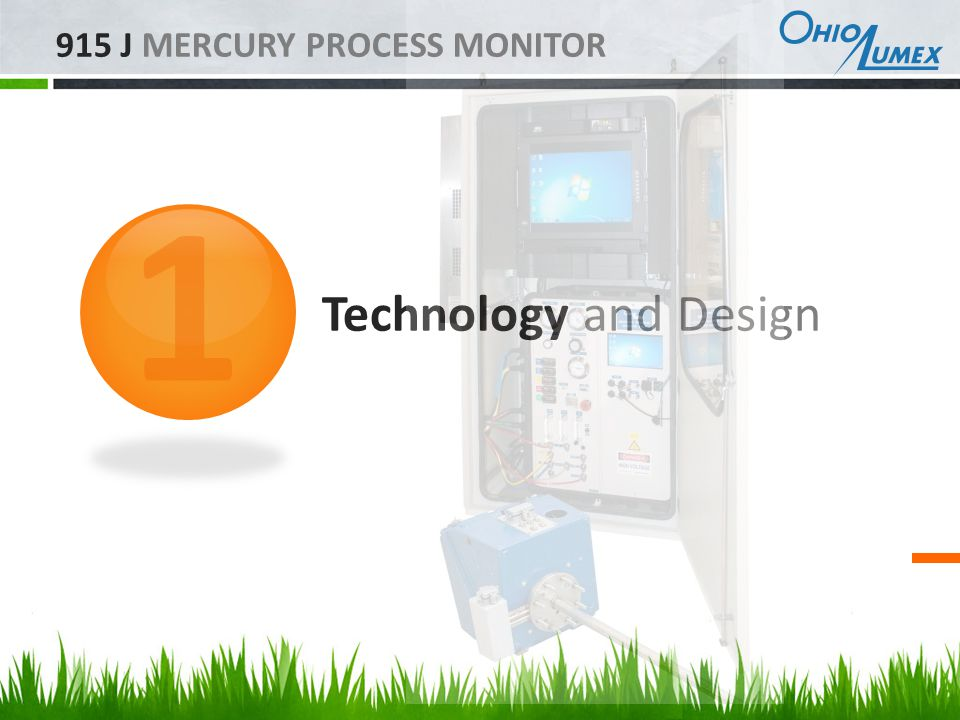 Technology and Design 1 915 J MERCURY PROCESS MONITOR