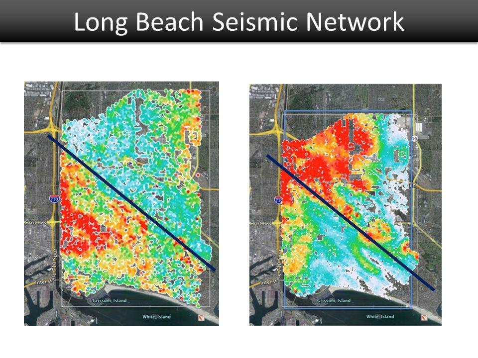Long Beach Seismic Network