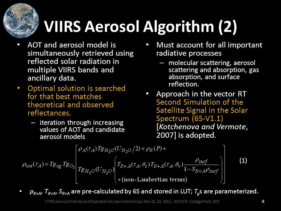 VIIRS vs.