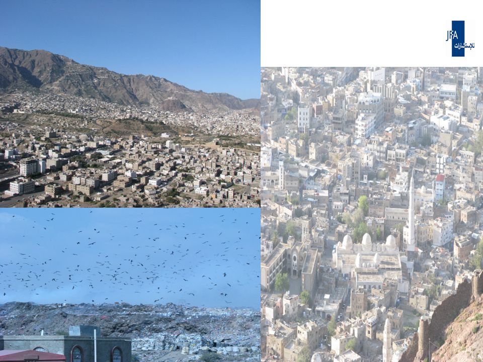 Increasing problems, increasing urgency Taiz now the greatest urban water challenge in the world – the iconic water scarce big city: too little water, too high, growing too fast, with insufficient tax-revenues to finance new infrastructure and much needed reforms (Prof Tony Allan) City and hinterland conflicts – Fresh flare ups in Haima – Utility unable to enter new areas for drilling (insufficient potential anyway) – Delaying addressing the problem means increased conflict and a risk of collapse of the city's ever-deteriorating piped supply All key water indicators show alarming deterioration – Price of water (tankers and kawthers) strongly rising (even before fuel price rises) – Per capita consumption declining – Quality deteriorating – Frequency of LC delivery declining 6