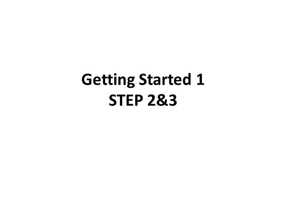 ステップ8