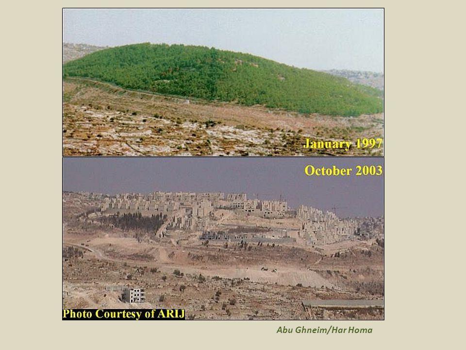 Abu Ghneim/Har Homa