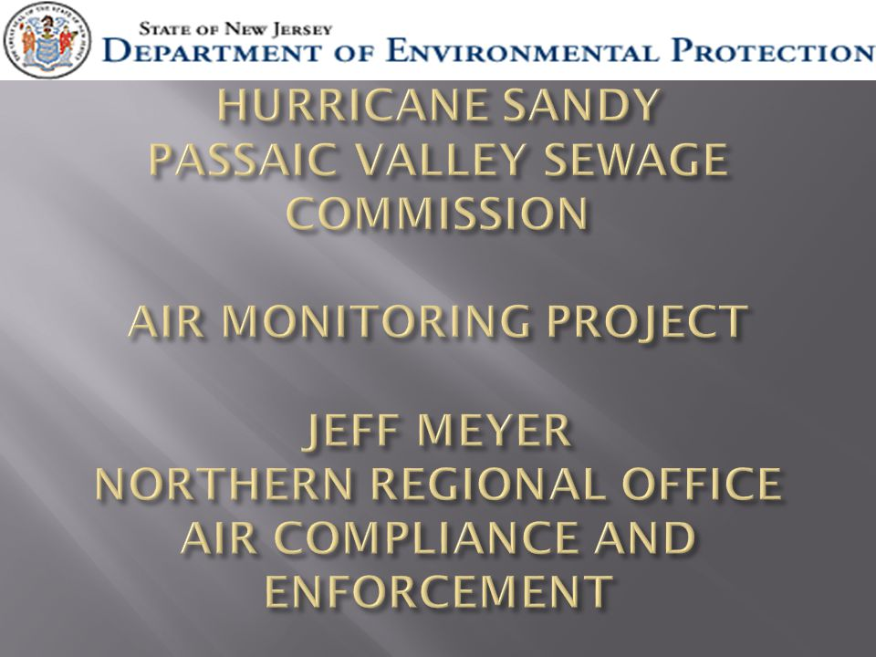  24 hour odor surveillance was conducted in the areas around PVSC from November 14 th through November 26 th.