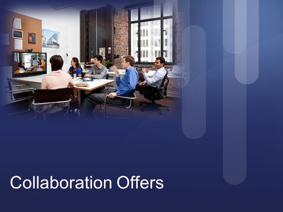 © 2012 Cisco and/or its affiliates. All rights reserved. Cisco Confidential 49 Collaboration Offers
