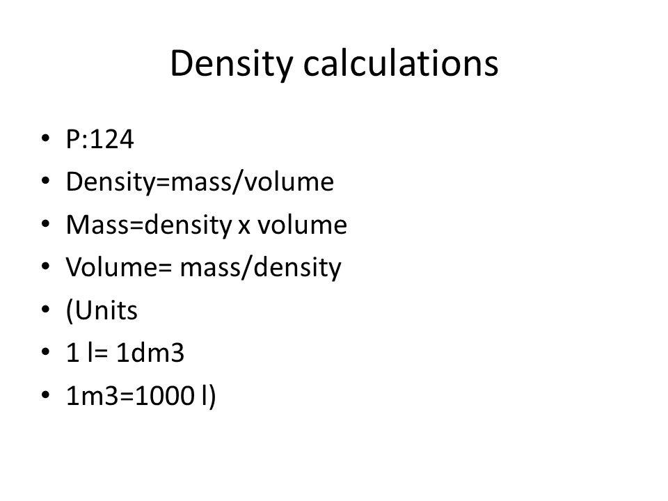 Q 1.ρ=78kg/m3 ρ=….g/cm3 (7.8g/cm3) 2.V=4,2cm3, ρ=2500kg/m3, m=.